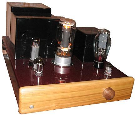 Однотактный усилитель на ГМ-70 (2 моноблока)